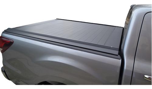 carpa plana retráctil platino ford ranger xl, xlt, xls