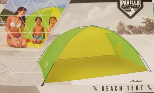 carpa playa bestway pavillo - muy barata la golosineria