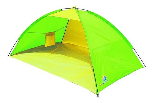 carpa playera para 2 personas camping bestway oferta cuotas
