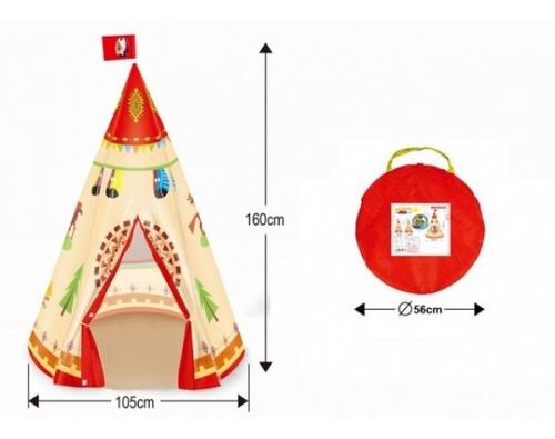 carpa princesas tienda camping niños hf080-a indio