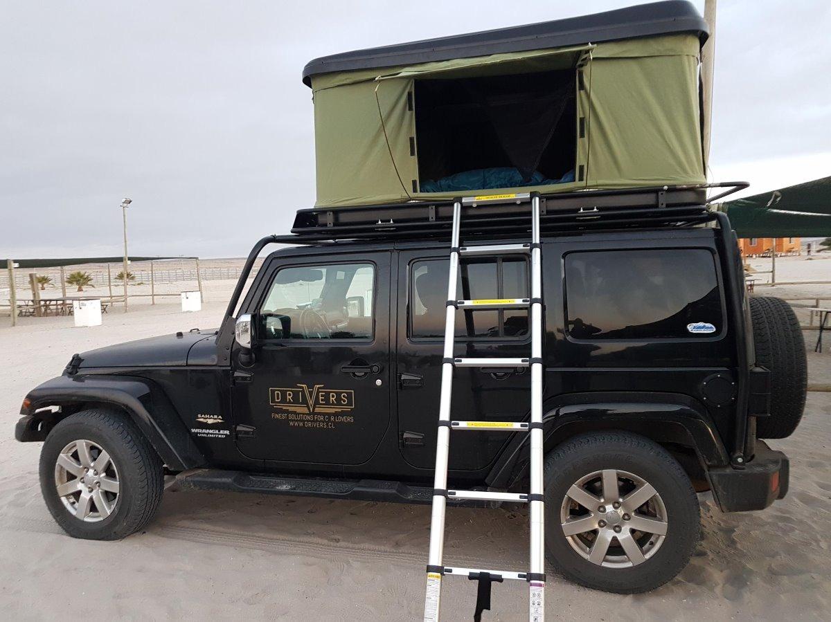 Jm Auto Sales >> Carpa Techo Duro Auto. No Anta. Ideal Vacaciones Camping - $ 1.380.000 en Mercado Libre