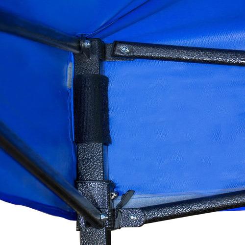 carpa toldo 2x2 plegable lona impermeable jardin casa  2 x 2