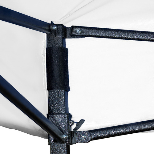 carpa toldo 3x3 blanco plegable lona impermeable paredes