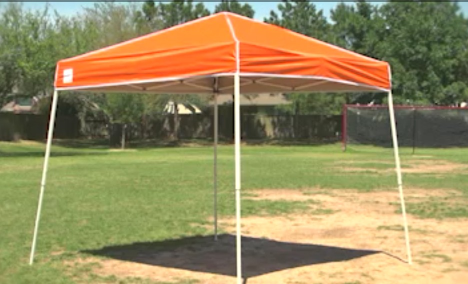 Carpa toldo 3x3 m plegable impermeable calidad americana for Gazebo plegable easy