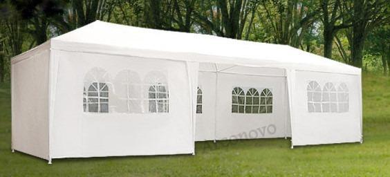 Carpa toldo 9 x 3 mts para tus eventos 3x9 mts con paredes 3 en mercado libre - Carpas de jardin ikea bordeaux ...