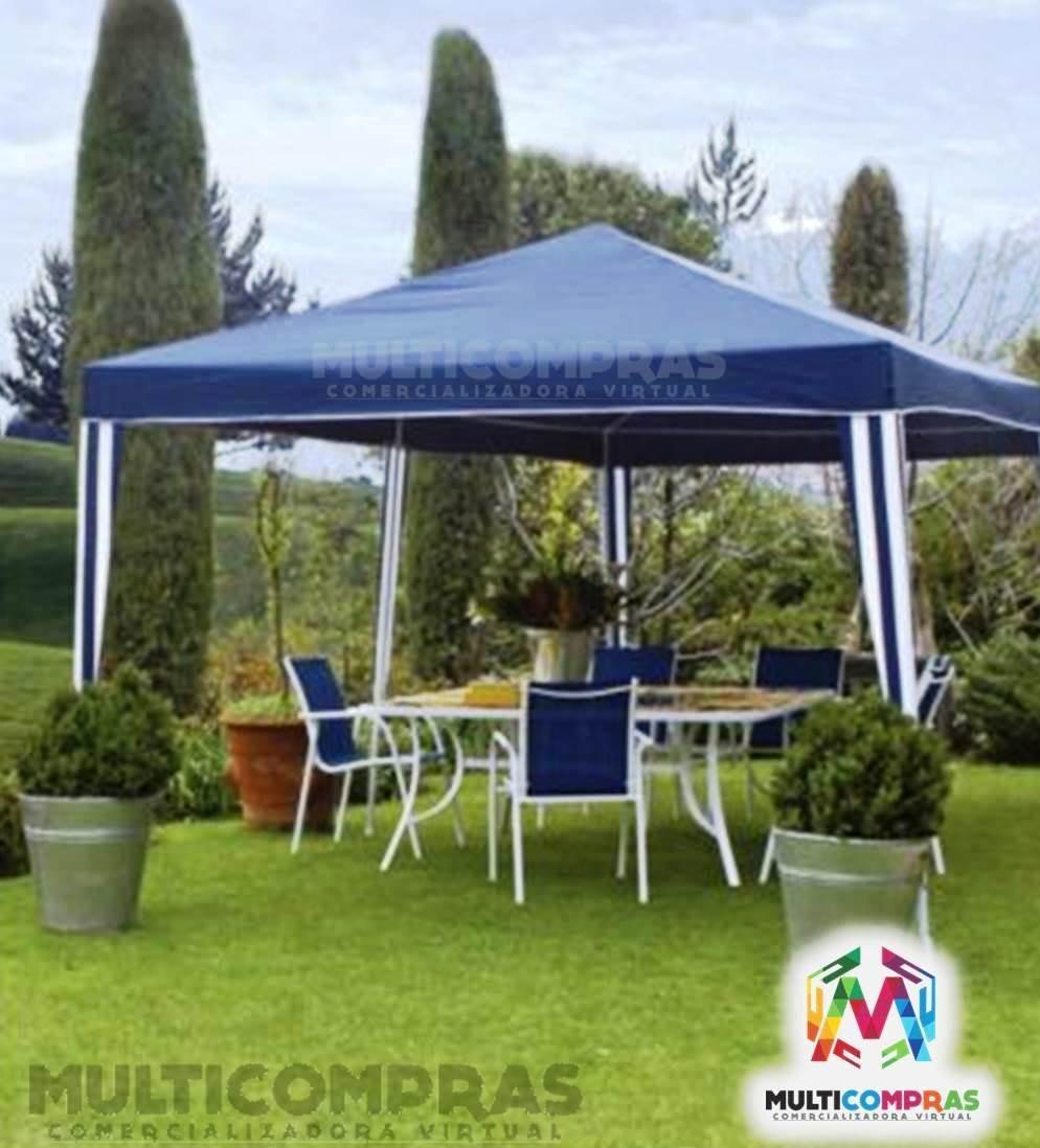 Carpa toldo exterior eventos garaje asados camping - Calcular gastos compra garaje ...