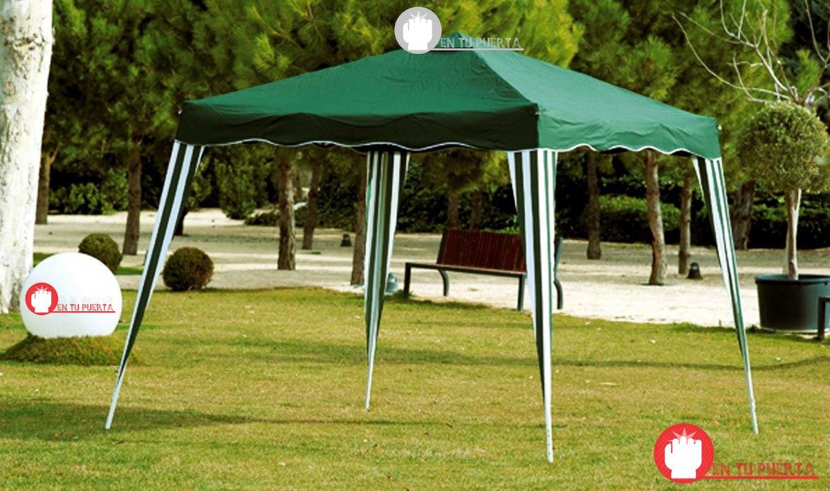 Carpa toldo exterior garaje asados camping pergola barato en mercado libre - Carpas y pergolas ...