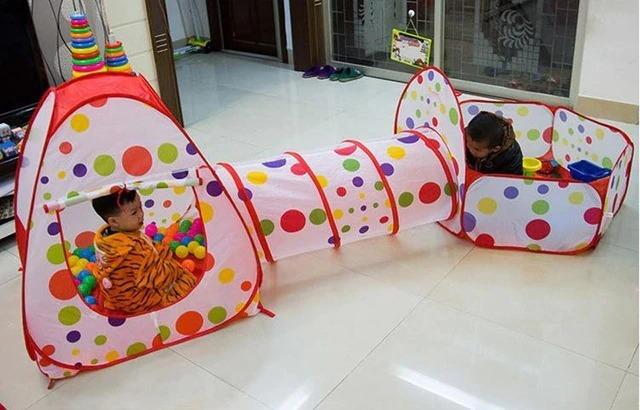 Circuito Juegos Para Niños : Carpa túnel infantil para niños circuito de juego infantil