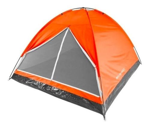 carpa uritorco 4 personas camping bolso kushiro zona norte