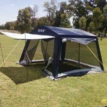 carpa waterdog camping