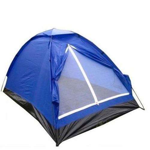 carpa waterdog dome ii para 3 personas tipo iglu en palermo°