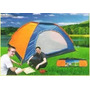 Carpa Camping Para 4 Personas 200 X 200 X 135cm