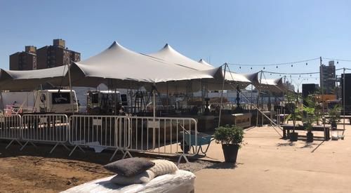 carpas beduinas - 100% impermeables (eventos aire libre)