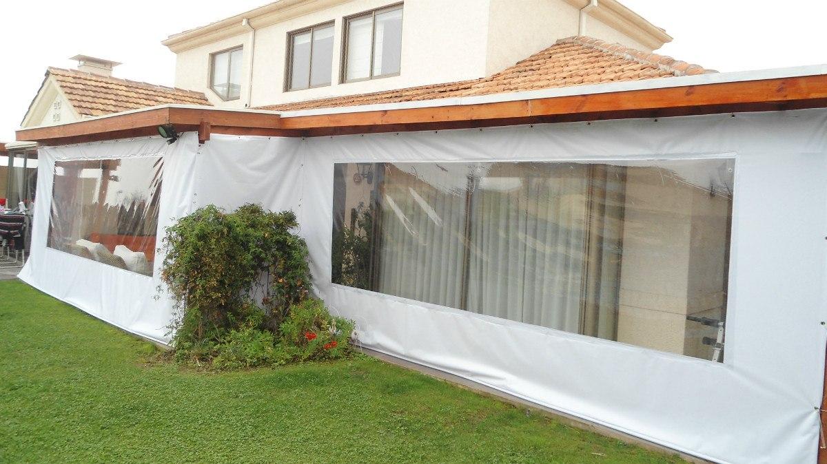 Carpas cortinas panoramicas terraza quinchos pergolas en mercado libre - Carpas y pergolas ...