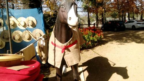 carpas de caballo de saco doble / tienda bauldeaperos