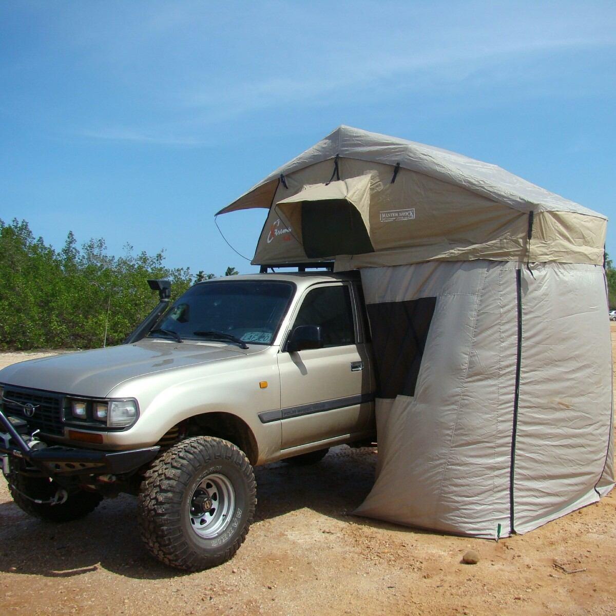 Carpas de techo xtreme 4x4 tipo arb en mercado libre for Carpas 4x4 precios