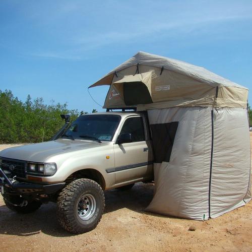 carpas de techo xtreme 4x4 tipo arb