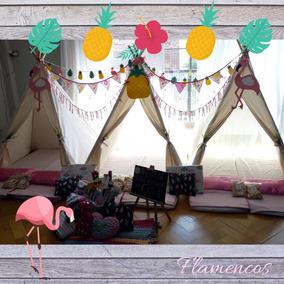 3264942ba Carpas Para Nenas Pijama Party en Mercado Libre Argentina
