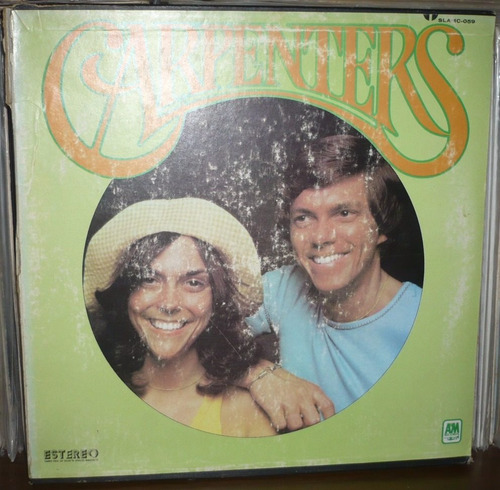 carpenters 3 lp album
