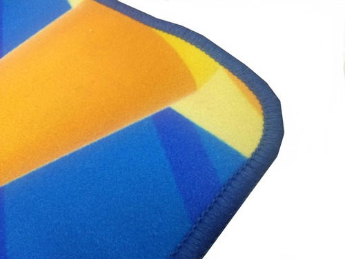 carpeta alfombra mickey carrera disney infantil 0.67 x 1.20