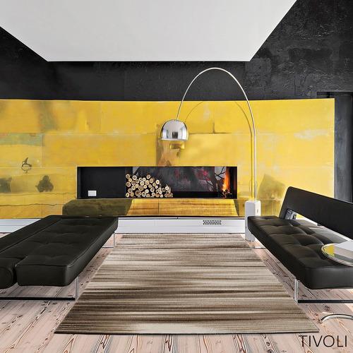carpeta alfombra modernas premium importada 160x230 lujo