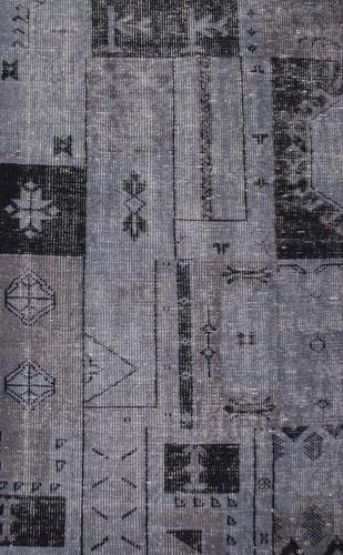 carpeta antique patchwork 120x180cm origen india kreatex