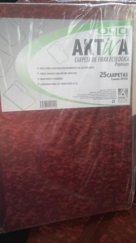 carpeta de fibra ecologica aktiva