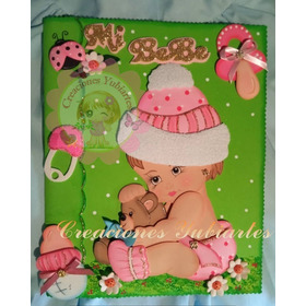 Carpeta Decorada En Foami Personalizadas