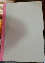 carpeta fibra popular carta con ganchos x 25 unid (con iva)