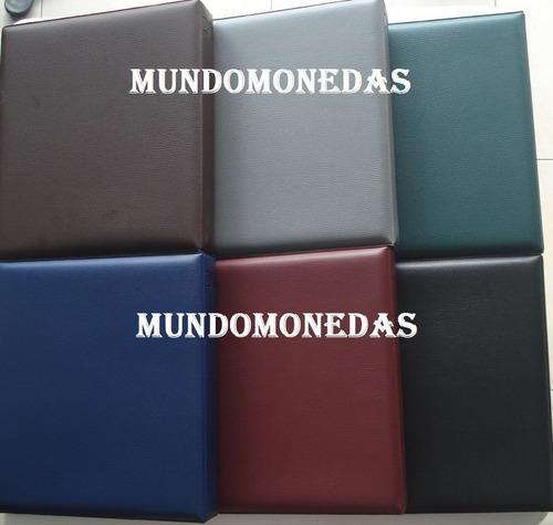 carpeta p/ hojas de billetes / cartoncitos, 6 colores oferta