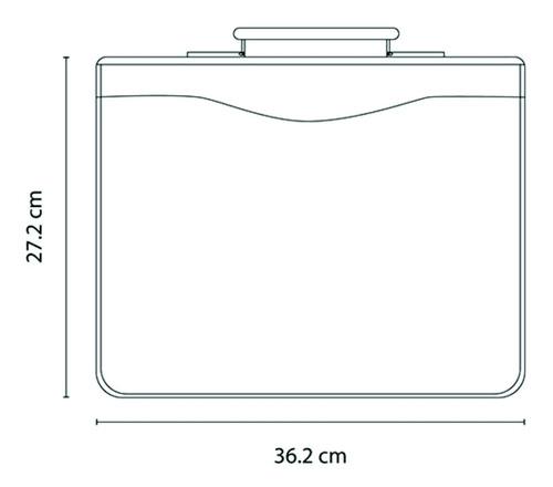 carpeta portafolio ejecutiva curpiel cierre, block, arillos