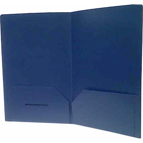 carpeta presentación a4 rafer 2 bolsillos+etiqueta x12 unid.