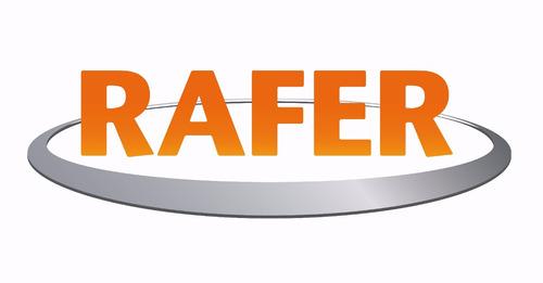 carpetas a4 rafer base opaca frente transparente x 12 unid.