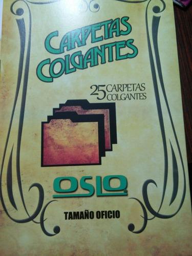 carpetas colgantes oslo