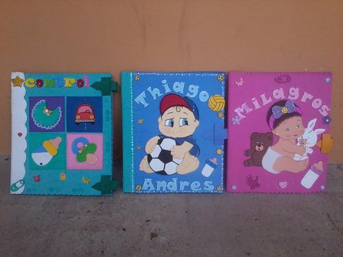 carpetas  cuadernos decoradas foami bellos