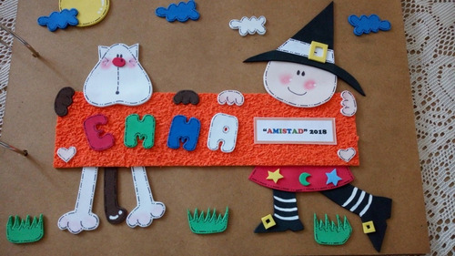 carpetas para jardin de infantes