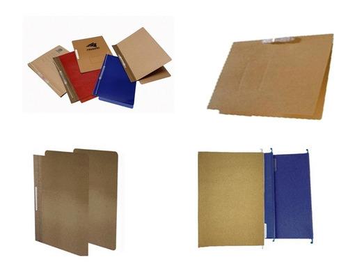 carpetas y cajas para archivos fabrica a la medida