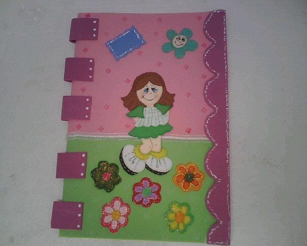 Carpetas Y Portafolio En Foami - Bs. 800,00 en Mercado Libre