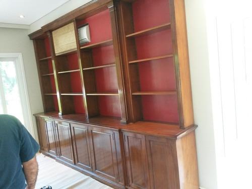 carpintería a medida , restauraciones