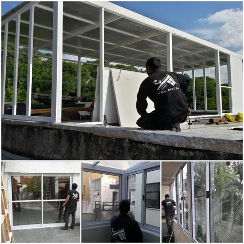carpinteria aluminio aberturas cerramiento colocacion dvh