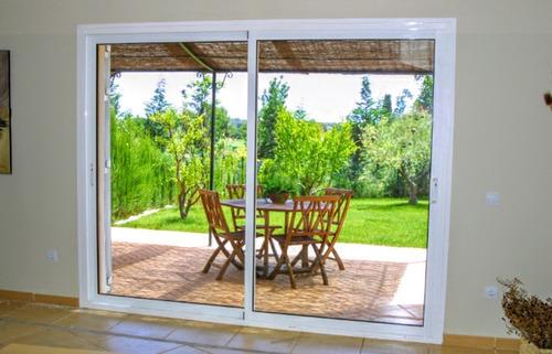 carpintería aluminio aberturas cerramientos colocacion dvh