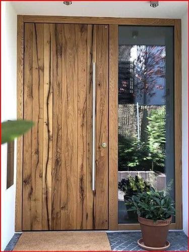 carpintería de obra aberturas contramarcos puertas vigas