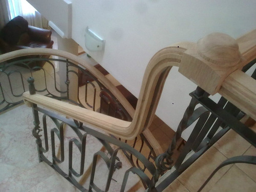 carpinteria - escaleras - muebles a medida - carpintero