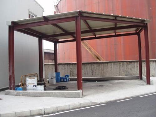carpinteria metálica construcciones metálicas en general