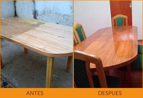 carpintero a domiciliol / reparación - restauración