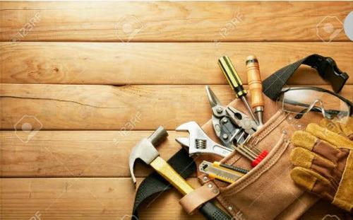 carpintero, arme y desarme de roperos y placares