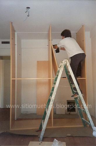 carpintero. carpinteria a medida
