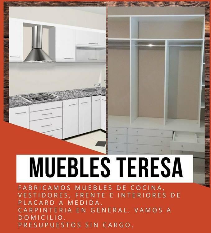 Carpintero, Muebles, Cocina, Placard, Presupuestos Sin Cargo - $ 50 ...