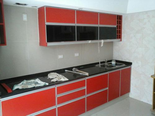 carpintero muebles de cocina bajo mesada alacena placard