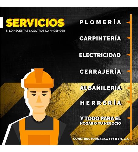carpintero,herrero,albañil,tabiquero,plomero,electricista